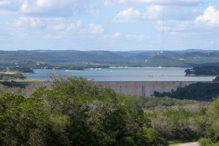 Madina Lake Texas Medina Lake in Texas With The